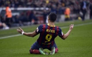 ¿El futuro de Alexis Sánchez estaría fuera del Barcelona?