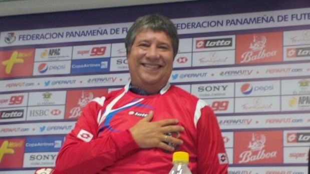 'Bolillo' Gómez es el nuevo técnico de la selección de Panamá