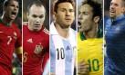 Brasil 2014: diez partidazos imperdibles de la fase de grupos