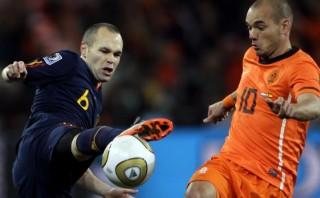 España y Holanda reeditarán final de 2010 en Brasil 2014