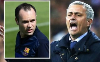 "Iniesta: ""Mourinho le hizo daño al fútbol español"""