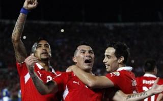 Chile venció 2-1 a Ecuador y ambos clasificaron al Mundial