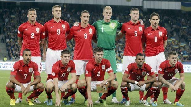 El rival de Perú en la lupa: esta es Inglaterra
