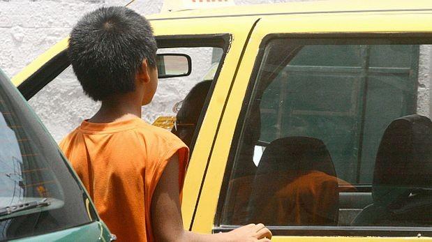 San Borja se unió a campaña contra la mendicidad infantil