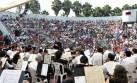 Concierto gratis de Sinfónica Nacional en Parque Zonal Huáscar