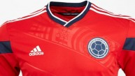 Brasil 2014: Colombia presenta uniforme inspirado en el del 90