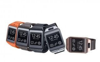 MWC14: Nuevos relojes inteligentes de Samsung no usarán Android