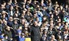 José Mourinho se metió a la cancha en pleno partido