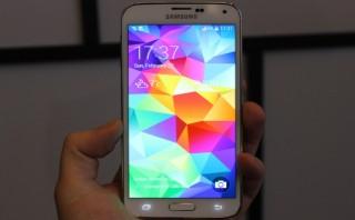 MWC14: ¿Este es el nuevo Galaxy S5 de Samsung?