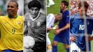 Cinco hechos inolvidables que marcaron los Mundiales