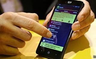 MWC14: Smartphones contra espías en la red