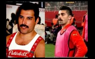Paulo Machado, el jugador que hizo acordar a Freddie Mercury