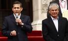 Humala: Salida de Villanueva obedece a su agenda electoral