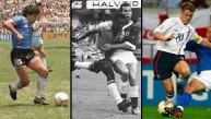 Estos son los 10 mejores goles de la historia de los Mundiales
