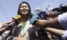 Fujimorismo no le dará voto de confianza al Gabinete Cornejo