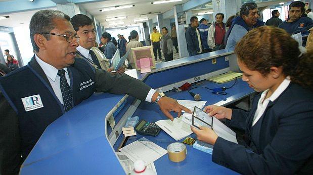 Desde mañana se multará a empresas hasta con S/.380 mil