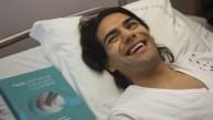 Radamel Falcao se ve en Brasil 2014: