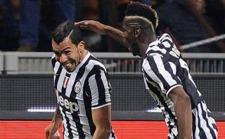 Juventus ganó 2-0 a AC Milan y amplía su ventaja en la Serie A