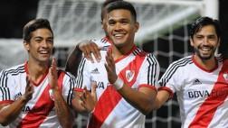 River Plate se recuperó y venció 1-0 a San Lorenzo