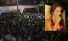 Edita Guerrero de Corazón Serrano es velada ante multitud