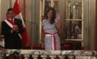 """Bruce: """"Carmen Omonte debería renunciar al cargo de ministra"""""""