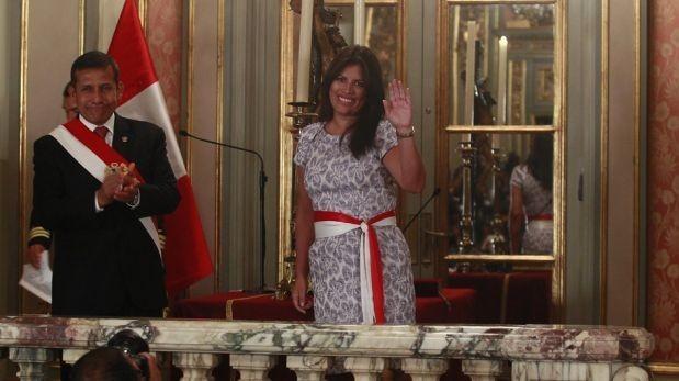 Humala le habría dado ultimátum a ministra Carmen Omonte