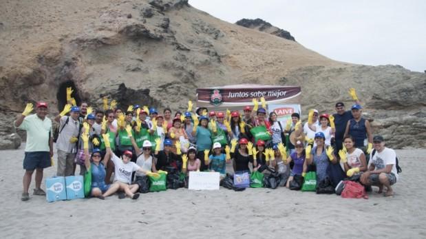 Campaña HAZla: 343 kilos menos de basura en Puerto Viejo