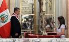 Ollanta Humala evitó declarar sobre situación de Carmen Omonte