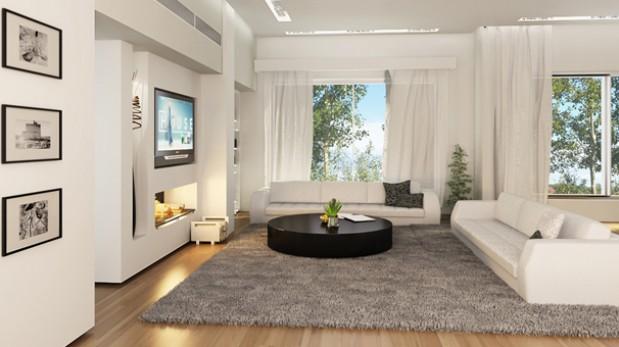 Diez productos que encuentras en casa y puedes usar en tu sala