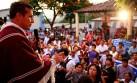 Humala no asistió a evento organizado por Omonte