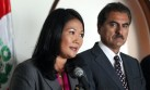 Keiko Fujimori: Si prueban delito, votaremos contra Julio Gagó