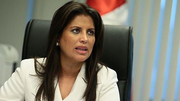 Carmen Omonte pidió dar sus descargos en Comisión de Ética