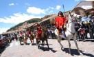 La ruta de Túpac Amaru II: 80 personas cabalgarán por el Cusco