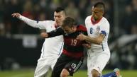 Löw sigue impactado por superioridad de Chile ante Alemania