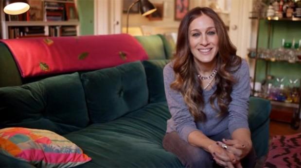Sarah Jessica Parker muestra su romántica casa neoyorquina