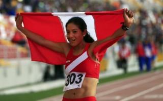 Inés Melchor y los importantes récords rotos en su carrera