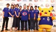 Confirmado: Pikachu irá al mundial con la selección de Japón