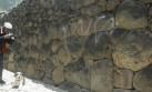 Muros incas: aparece nueva pinta en Ollantaytambo