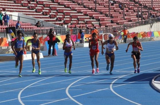 Revive la victoria de Inés Melchor en los Juegos Odesur 2014