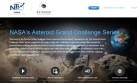 La NASA va a la caza de nuevos asteroides