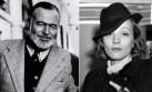 La bizarra carta de amor de Ernest Hemingway a Marlene Dietrich