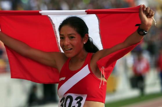 Inés Melchor, la atleta peruana que espera brillar en Río 2016
