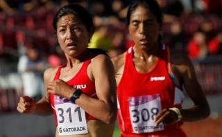 Inés Melchor regresará a las maratones en busca de medallas