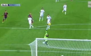 Alexis Sánchez revivió su último golazo ante el Real Madrid
