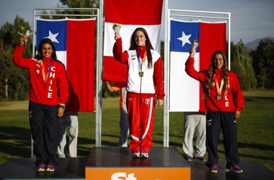 Los nueve medallistas de oro de Perú en los Juegos Odesur