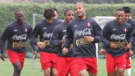 La selección peruana entrenará en Madrid, Londres y Lucerna