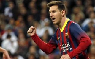 Barcelona venció 4-3 a Real Madrid con 'hat trick' de Messi
