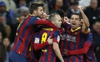 UNO X UNO: Así vimos a los jugadores del Barza en el 'Derby'