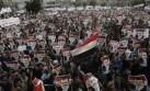 Egipto: 529 partidarios de Mursi son condenados a muerte