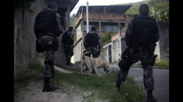Brasil: militares ocuparán fortaleza narco de Río de Janeiro